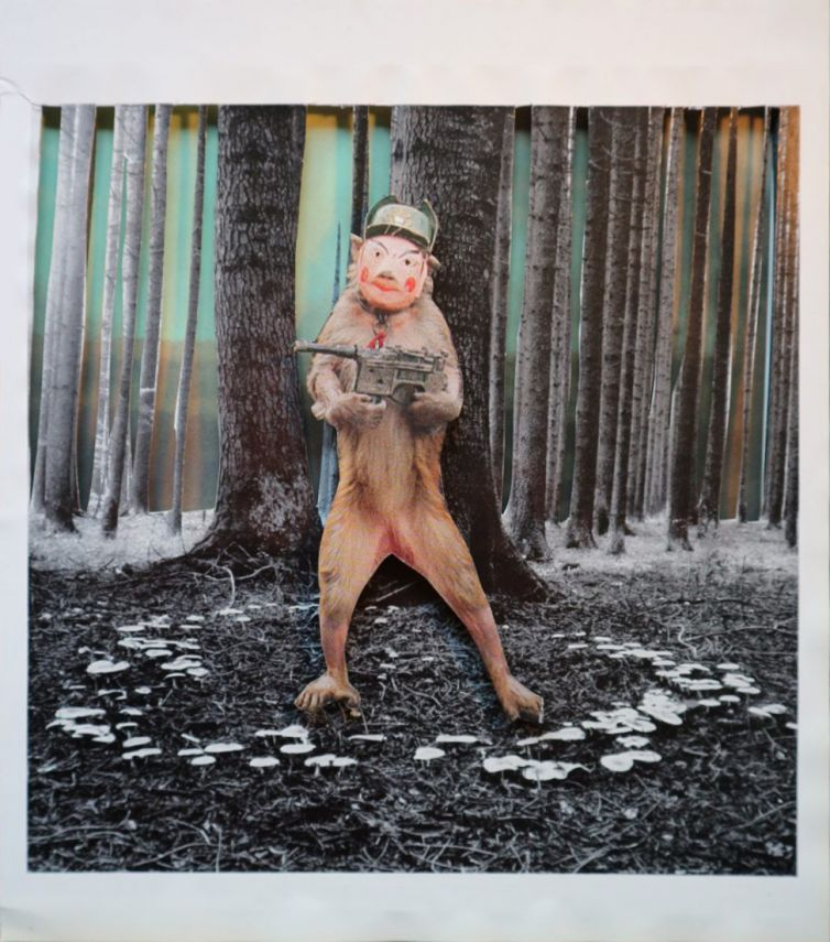 D'Hoffryns Monkeydemonfiend